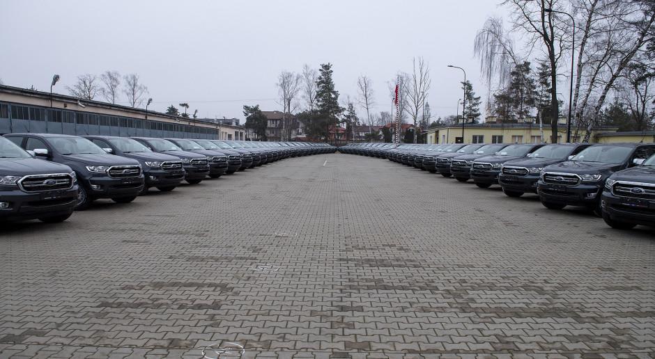 Wojsko dostało nowe samochody terenowe