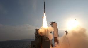 Pomyślne testy izraelskich pocisków przeciwlotniczych i przeciwrakietowych