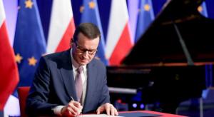 Premier: Chciałbym, by miliardy wydawane na import energii zostawały w Polsce