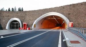 GDDKiA: Dziewięć tuneli na drogach w trakcie budowy