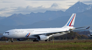 Siły powietrzne Francji zyskały wielki samolot