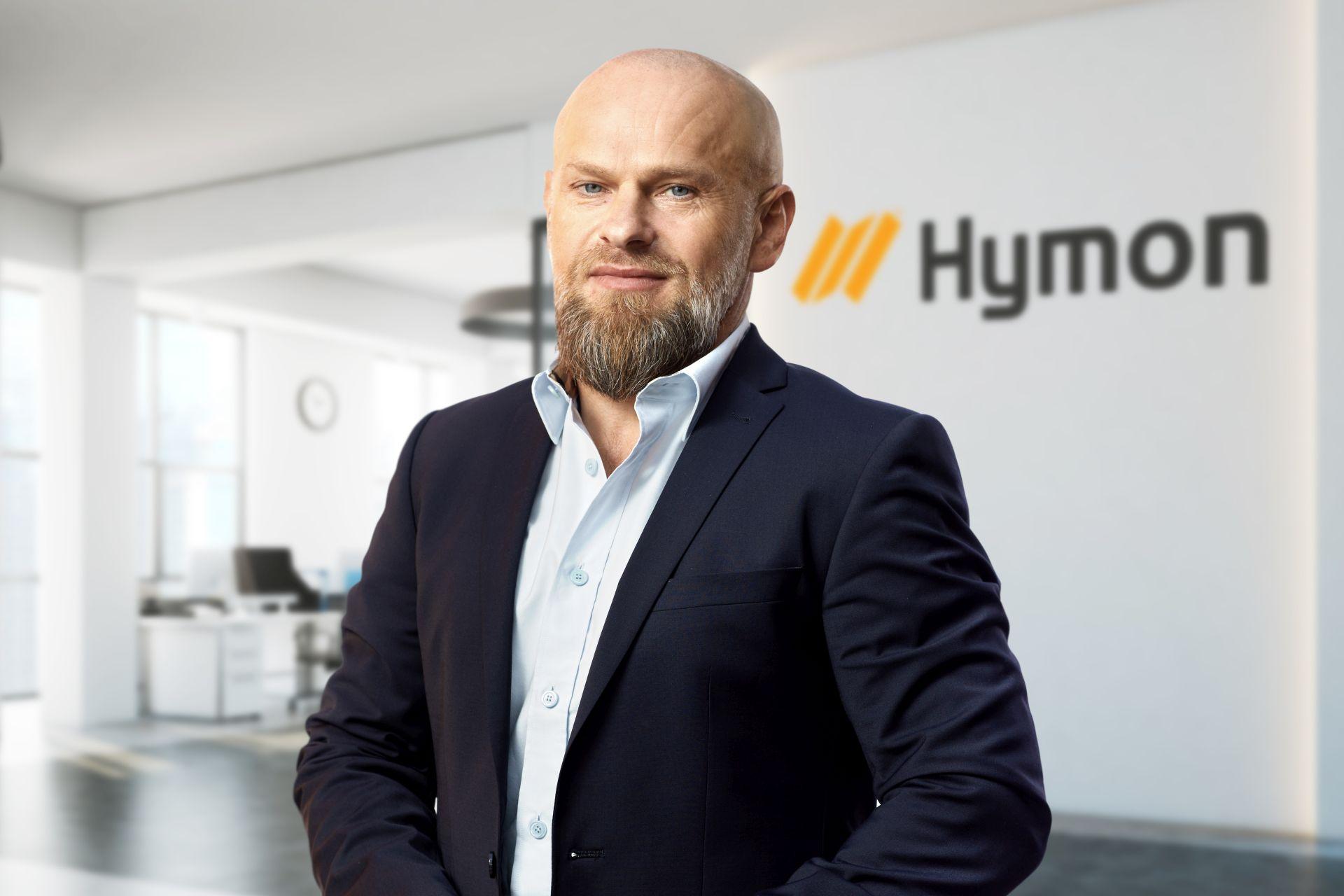 Jacek Strzesak, prezes zarządu Hymon Fotowoltaika ( Fot, mat. Hymon Fotowoltaika)