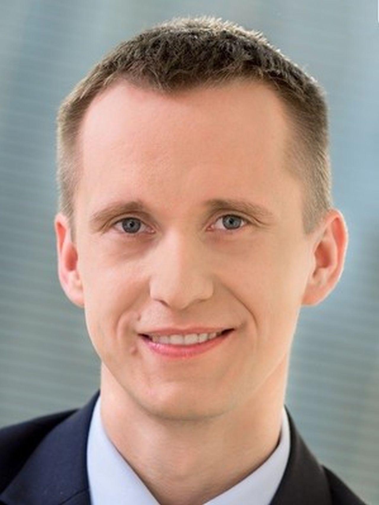 Bartosz Majewski, członek zarządu ds. operacyjnych Edison Energia ( Fot. mat. Edison Energia)