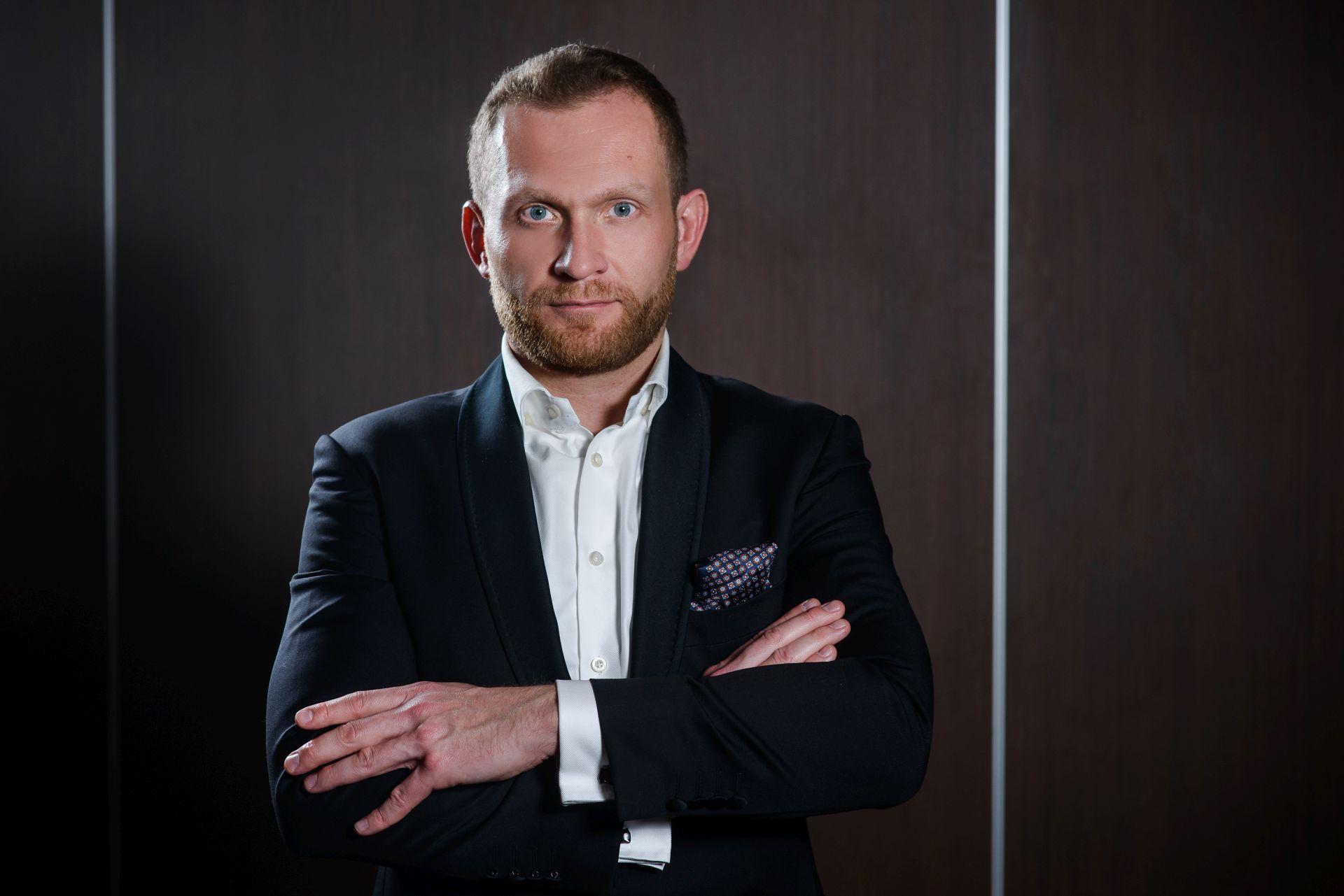 Michał Skorupa, prezes zarządu Foton Technik, grupa innogy (Fot. mat. Foton Technik)