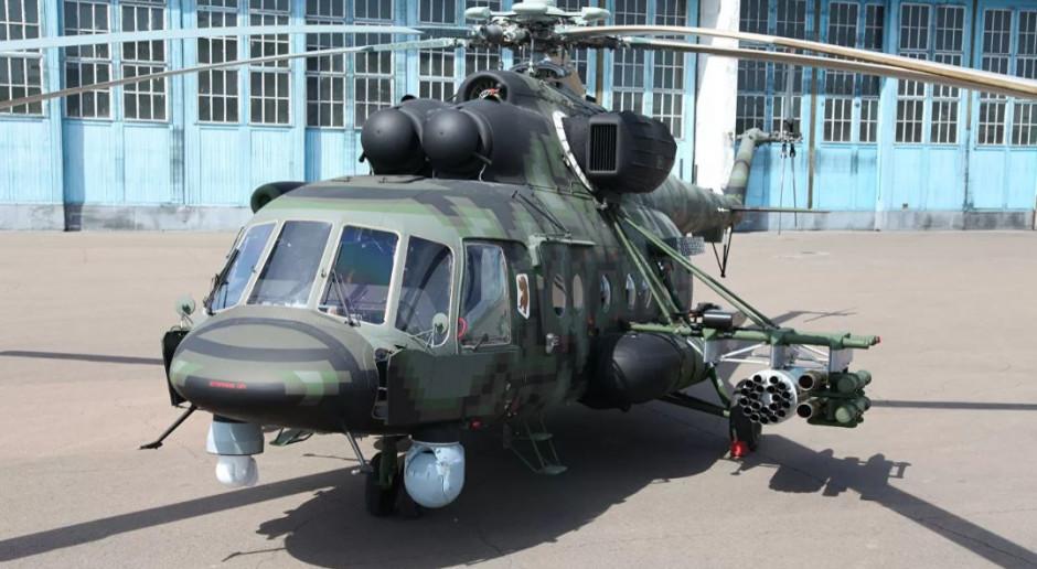 Rosyjska armia otrzyma nowe helikoptery
