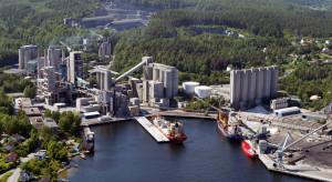 Pierwsza na świecie cementownia z pełnowymiarowym CCS