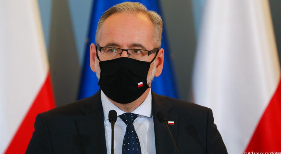 Niedzielski: W najbliższym tygodniu przedstawię projekt odbudowy zdrowia Polaków
