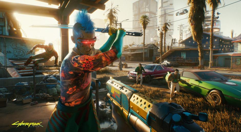 CD Projekt sprzedał 13 mln egzemplarzy Cyberpunka 2077