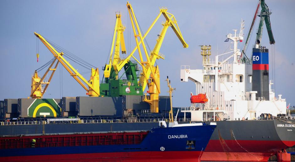 Porty Szczecin i Świnoujście zanotowały poprawę wyników