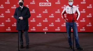 Orlen zostaje z Robertem Kubicą w F1
