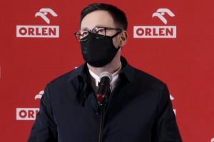 Orlen zastopowany na drodze do Polska Press