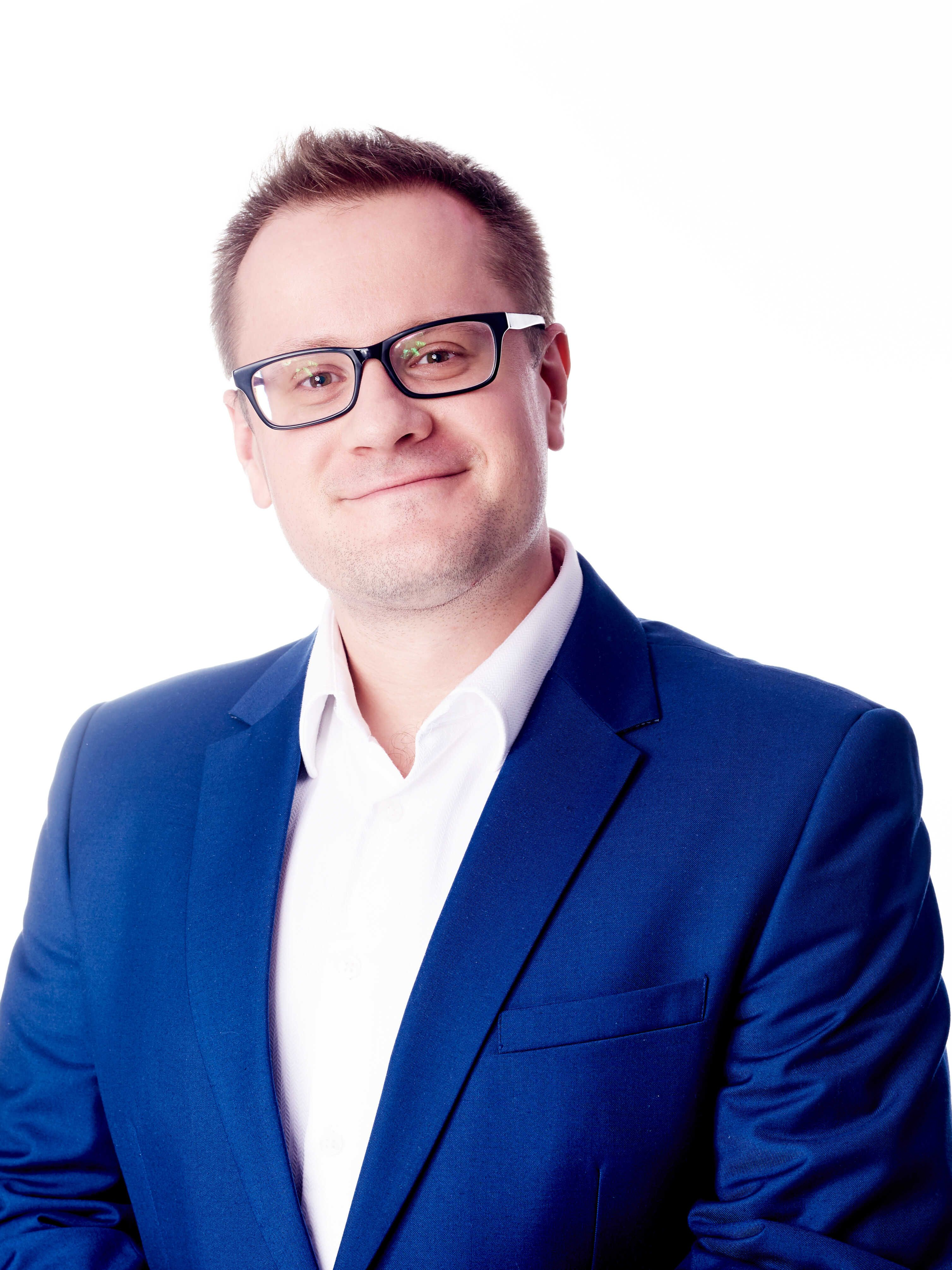 Michał Szczur, fot. mat. pras.