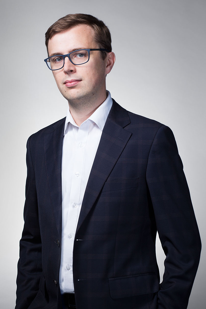 Radosław Dudzik, fot. mat. pras.