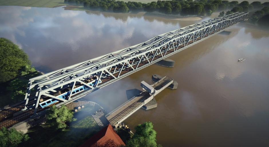 Kolejowy most nad Regalicą pochłonie około 300 mln zł