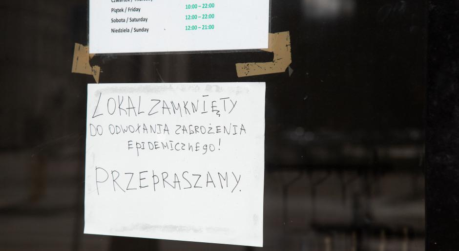 Morawiecki apeluje do przedsiębiorców o przestrzeganie obostrzeń