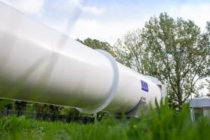 Polski hyperloop wchodzi w duży projekt w Holandii