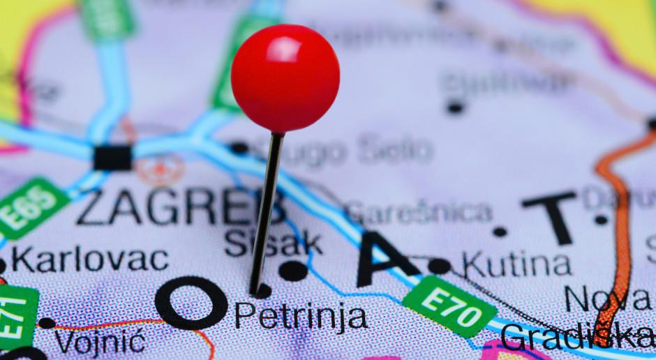 Chorwacja: Burmistrz Petrinji: miasto jest zniszczone, to katastrofa