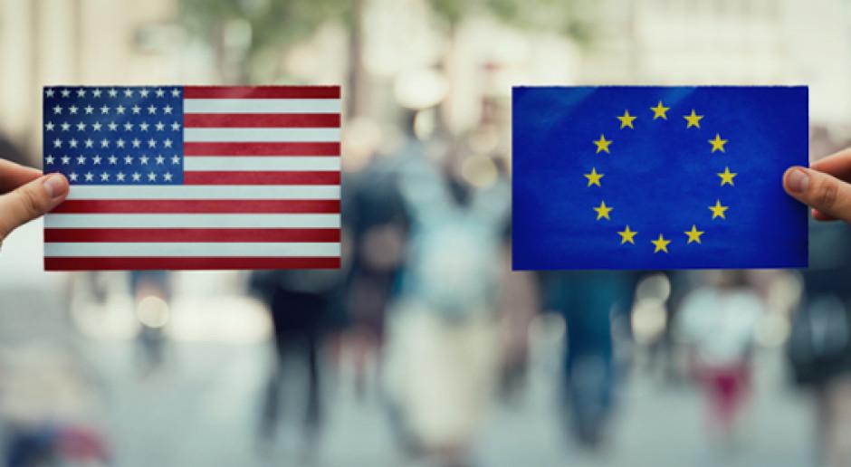 Komisja Europejska chce rozwiązania sporu z USA ws. sektora lotniczego