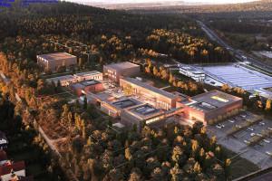 Podpisano umowę na budowę kampusu Głównego Urzędu Miar w Kielcach
