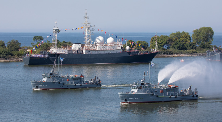 Rosja wzmacnia flotę u granic Polski. Nowe rakiety, czołgi i okręty