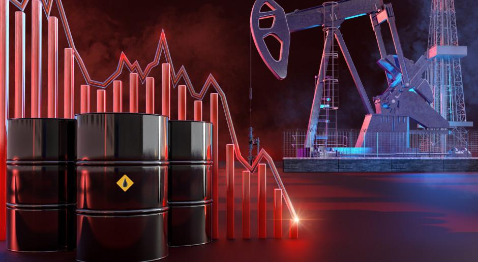 Ropa na giełdzie paliw na minusie