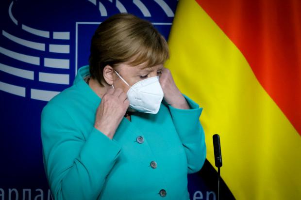 """Niemcy przedłużają lockdown. """"Wiosna 2021 roku będzie inna niż wiosna rok temu"""""""