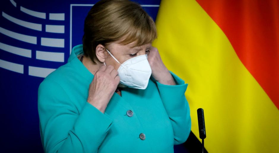 Niemcy: Lockdown przedłużony do 31 stycznia