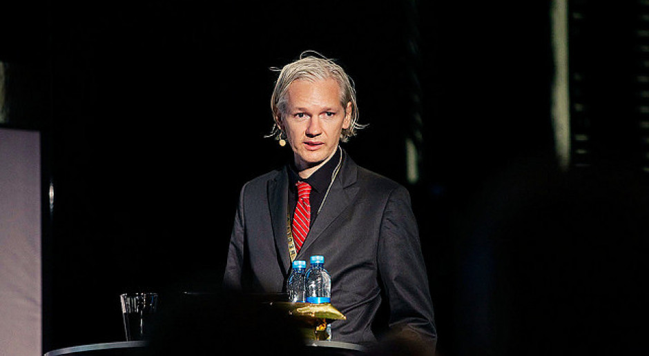 Julian Assange, założyciel WikiLeaks, pozostanie w więzieniu