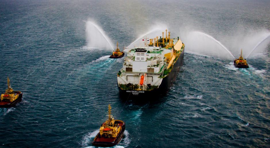 Problemy wielkiego zakładu LNG