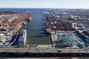 Port Gdynia z rekordowym wzrostem przeładunków