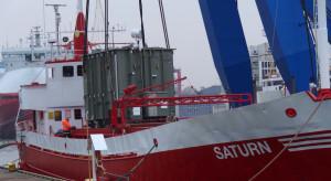 Przewieźli trzy ogromne transformatory. 113 ton sztuka