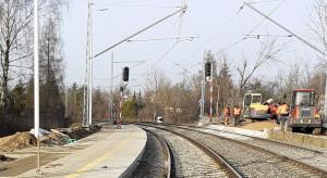 Powstaje nowy przystanek kolejowy na linii Łódź Widzew - Łódź Olechów