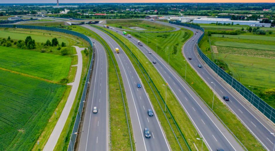 Adamczyk: Węzeł łączący A2 i Via Carpatię może być jednym z najważniejszych w Europie