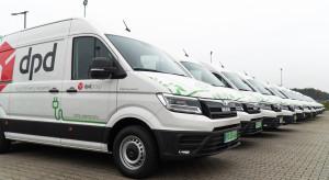 Do firmy kurierskiej trafi kilkadziesiąt elektrycznych aut dostawczych
