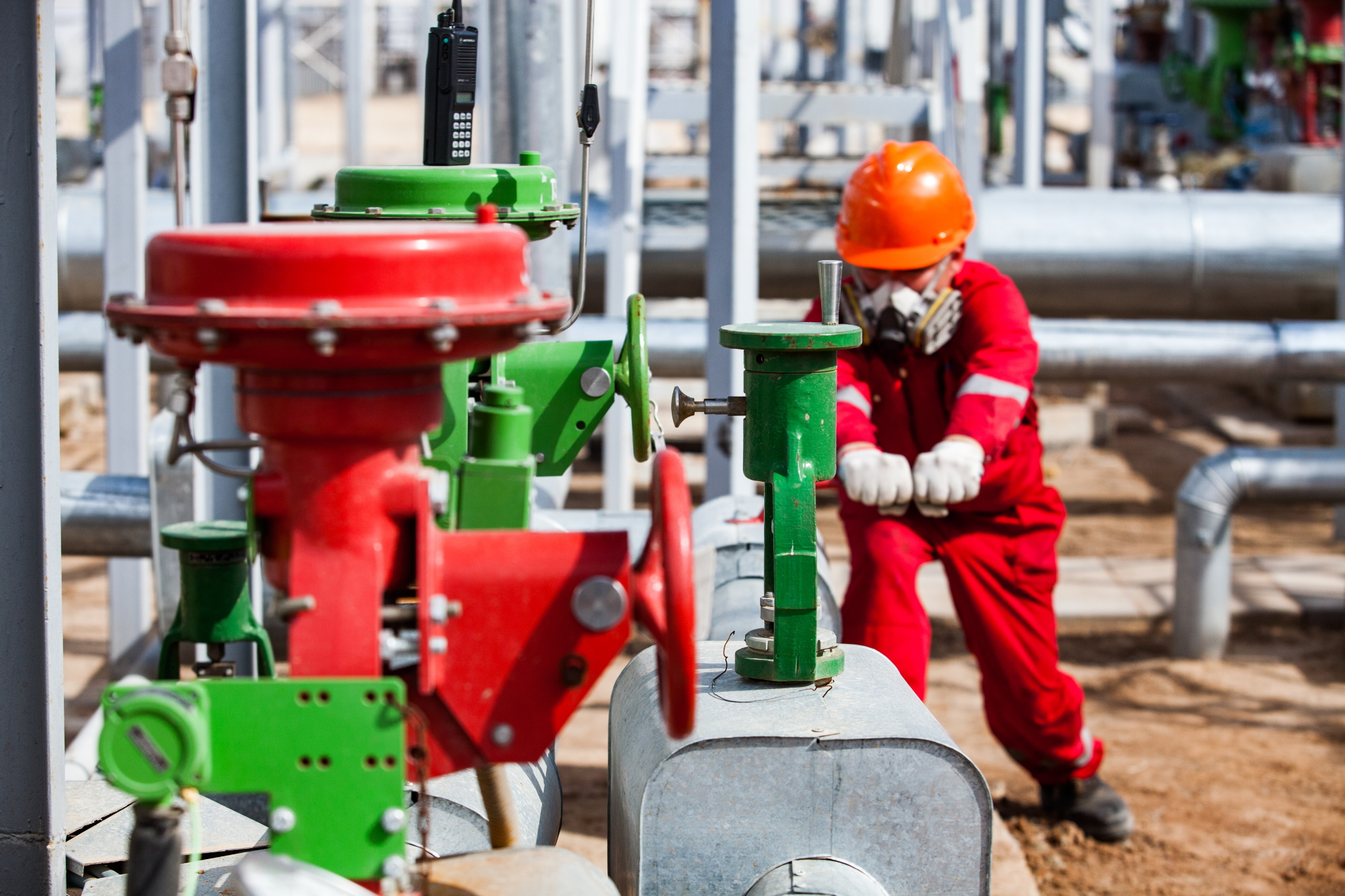 Dzięki inwestycjom chińscy państwowi giganci zdołali odwrócić długotrwały spadek krajowego wydobycia ropy naftowej. Fot. Shutterstock