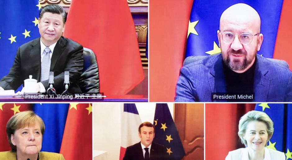 Dla kogo korzystna? Znaki zapytania wokół umowy Unii z Chinami
