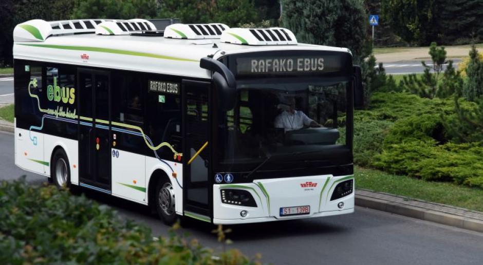 ARP rozpoczęła produkcję polskiego autobusu elektrycznego