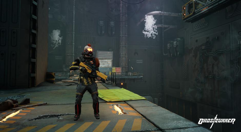 Sprzedaż gry Ghostrunner lepsza od planów