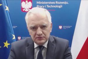 Lockdown do kwietnia jak w Niemczech? Jarosław Gowin jedzie do Berlina