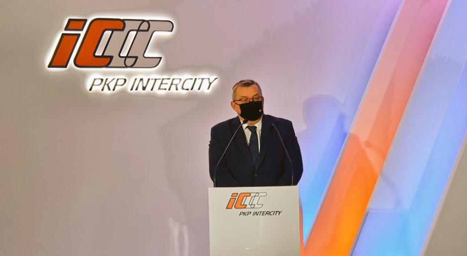 Minister infrastruktury: w 2023 r. pojedziemy polską koleją z prędkością do 250 km/h