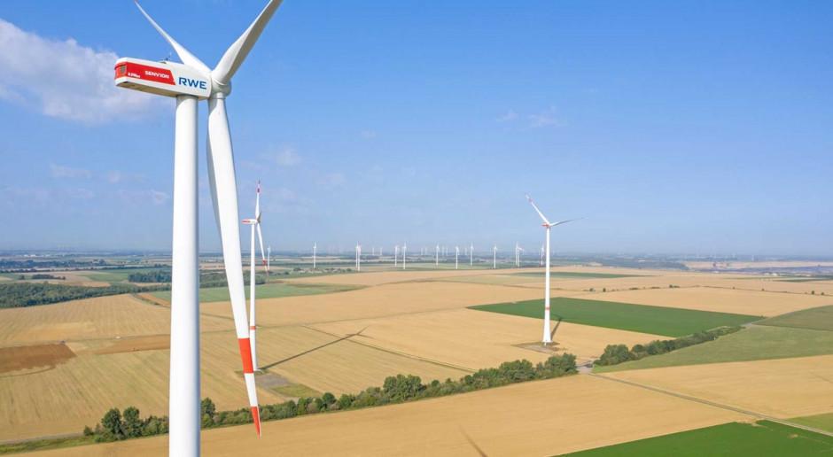 RWE rusza w Polsce z budową farmy wiatrowej o mocy 17 MW