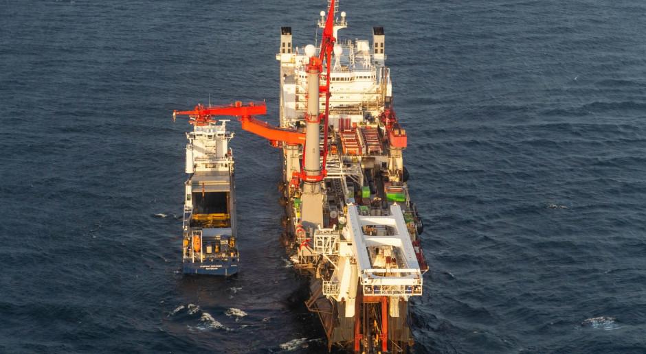 Federalna agencja zatwierdziła natychmiastową dalszą budowę Nord Stream 2