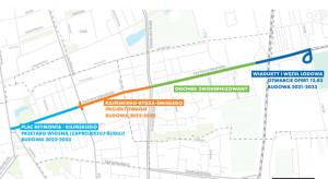 Łódź: Władze miasta zapowiadają inwestycję drogową za ponad 150 mln zł