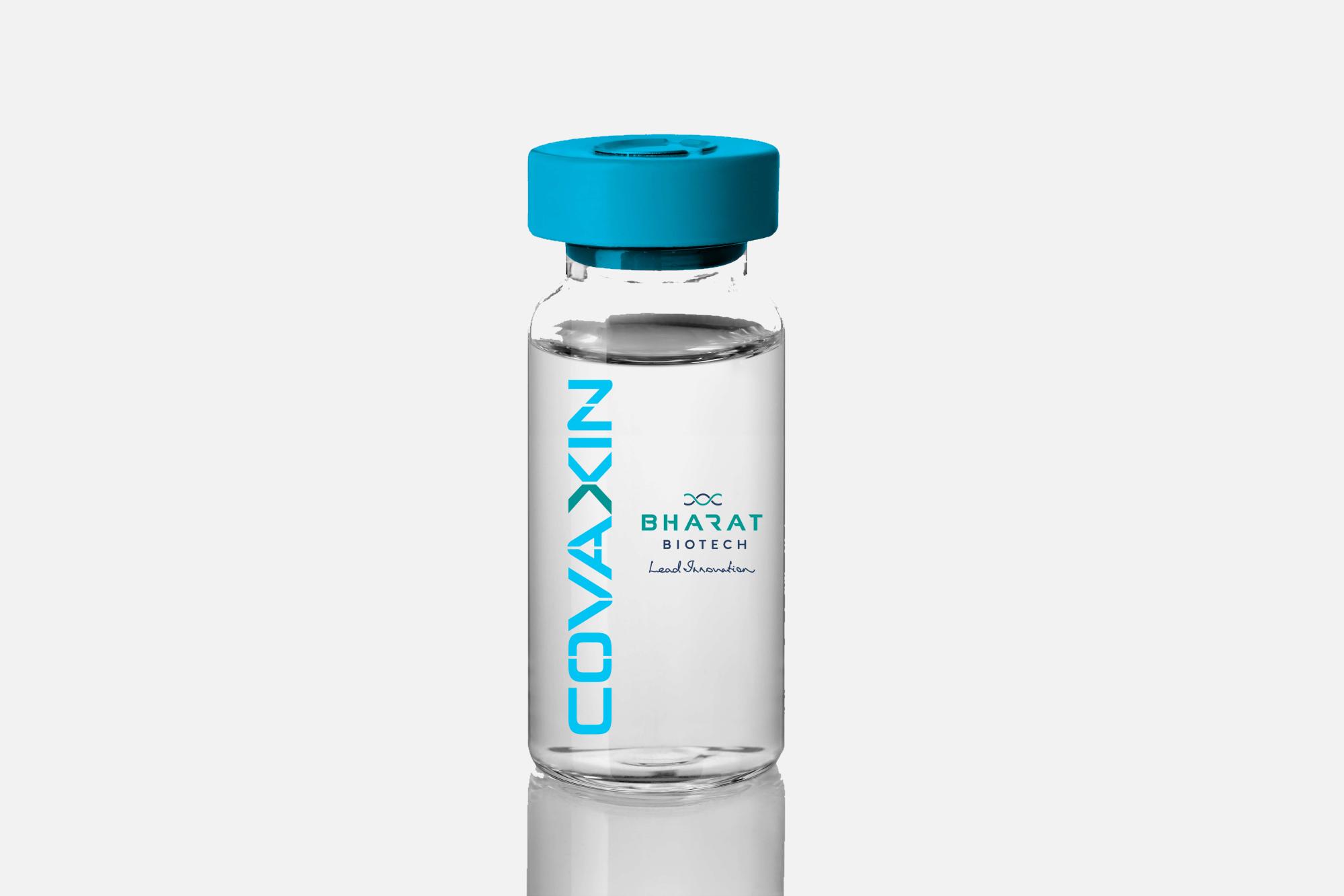 Szczepionka Covaxin indyjskiej Bharat Biotech. Fot. mat. pras.