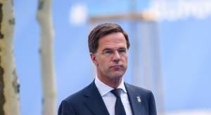 Holenderski rząd podał się do dymisji po aferze z urzędem skarbowym