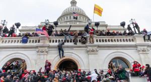 Prokuratura: celem organizatorów zamieszek na Kapitolu było zamordowanie polityków