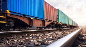 Na kolei rośnie udział przewozów intermodalnych