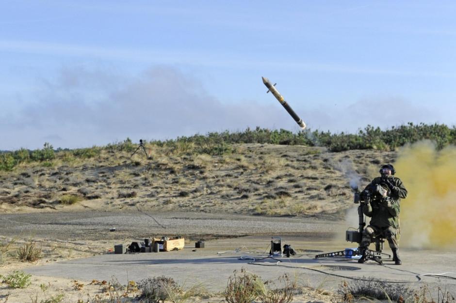 Estończycy kupują przeciwlotnicze pociski rakietowe krótkiego zasięgu Mistral produkcji MBDA. fot. DGA
