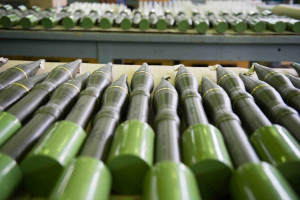 Dezamet dostarczył 10 tys. naboi przeciwpancernych PG-15W
