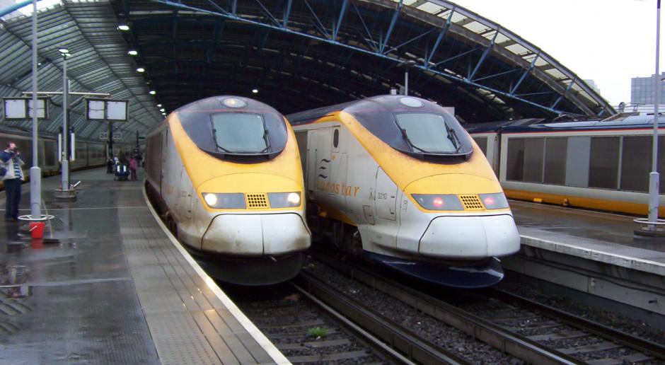 Bez rządowej pomocy Eurostar może zbankrutować